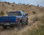 2019 Ram 2500 Power Wagon (Color: Blue Streak) Rear Three-Quarter Wallpaper 150x120 (13)