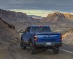 2019 Ram 2500 Power Wagon (Color: Blue Streak) Rear Wallpaper 150x120 (27)