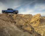 2019 Ram 2500 Power Wagon (Color: Blue Streak) Side Wallpapers 150x120 (8)