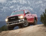2019 Ram 2500 Power Wagon (Color: Flame Red) Front Three-Quarter Wallpapers 150x120 (40)