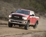 2019 Ram 2500 Power Wagon (Color: Flame Red) Front Three-Quarter Wallpapers 150x120 (37)