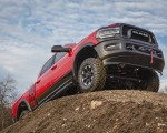 2019 Ram 2500 Power Wagon (Color: Flame Red) Front Three-Quarter Wallpapers 150x120