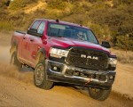 2019 Ram 2500 Power Wagon (Color: Flame Red) Front Three-Quarter Wallpapers 150x120 (38)