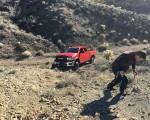 2019 Ram 2500 Power Wagon (Color: Flame Red) Front Three-Quarter Wallpaper 150x120 (39)