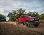 2019 Ram 2500 Power Wagon (Color: Flame Red) Front Three-Quarter Wallpapers 150x120 (33)