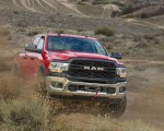 2019 Ram 2500 Power Wagon (Color: Flame Red) Front Wallpaper 150x120 (42)