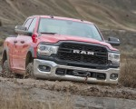 2019 Ram 2500 Power Wagon (Color: Flame Red) Front Wallpaper 150x120 (43)