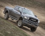 2019 Ram 2500 Power Wagon (Color: Granite Crystal Metallic) Front Three-Quarter Wallpapers 150x120 (47)
