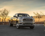2019 Ram 3500 Heavy Duty Limited Crew Cab Dually Front Three-Quarter Wallpapers 150x120 (6)