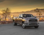 2019 Ram 3500 Heavy Duty Limited Crew Cab Dually Front Three-Quarter Wallpapers 150x120 (7)