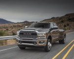 2019 Ram 3500 Heavy Duty Limited Crew Cab Dually Front Three-Quarter Wallpapers 150x120 (1)