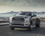 2019 Ram 3500 Heavy Duty Limited Crew Cab Dually Front Wallpapers 150x120 (15)