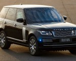 2019 Range Rover Sentinel Armored Vehicle Front Wallpapers 150x120 (2)