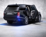 2019 Range Rover Sentinel Armored Vehicle Rear Three-Quarter Wallpapers 150x120 (7)