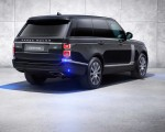 2019 Range Rover Sentinel Armored Vehicle Rear Three-Quarter Wallpapers 150x120 (6)