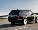 2019 Range Rover Sentinel Armored Vehicle Rear Three-Quarter Wallpapers 150x120 (3)
