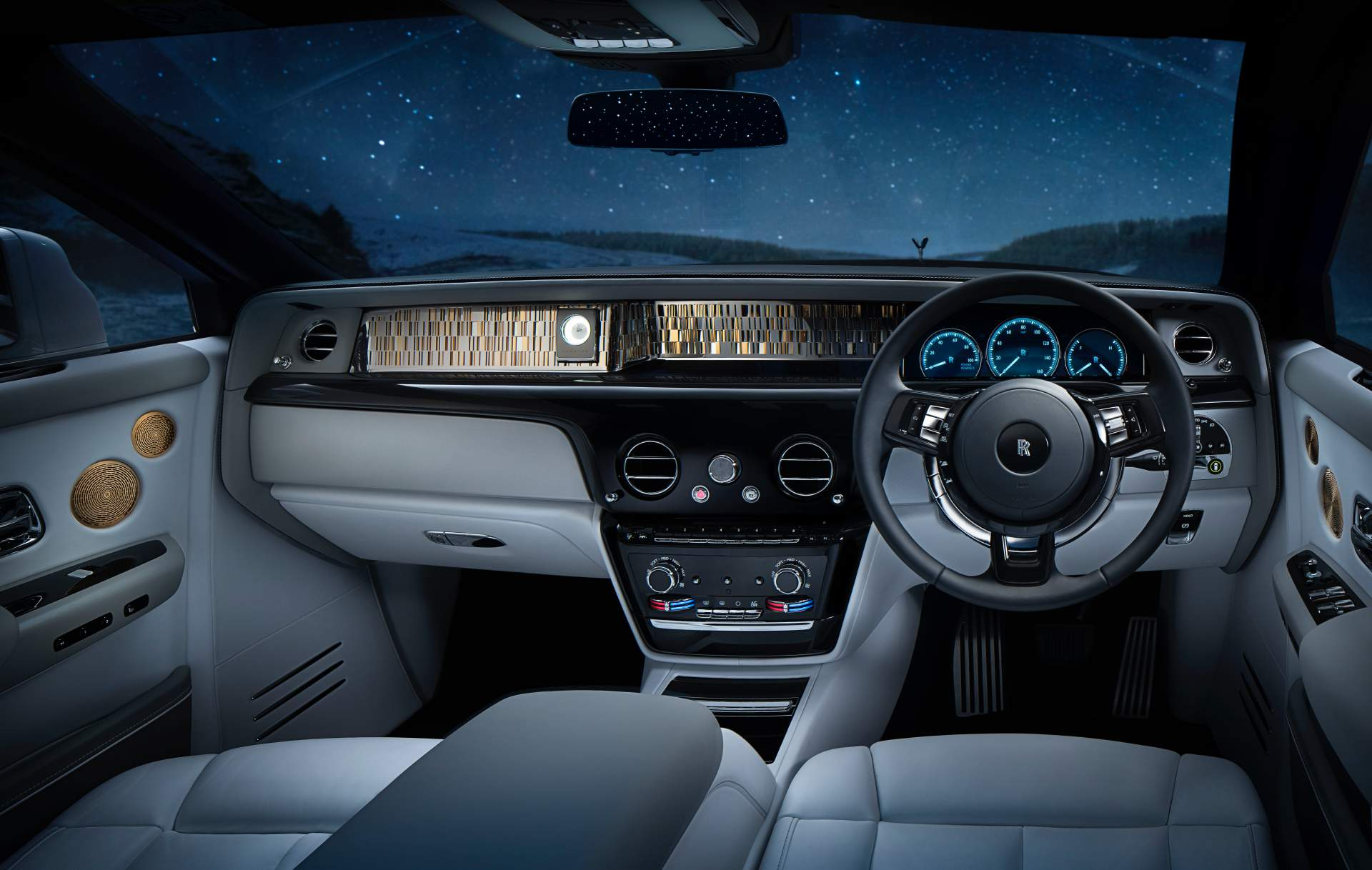 2019 Rolls Royce Phantom Tranquillity Interior Cockpit Wallpapers 13 Newcarcars