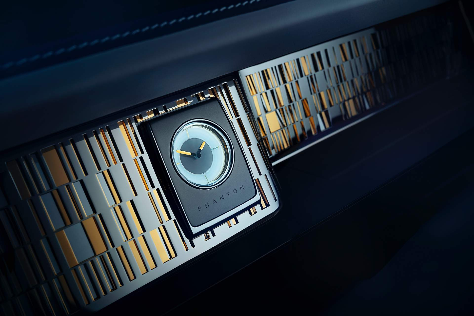 2019 Rolls Royce Phantom Tranquillity Interior Detail Wallpapers 8 Newcarcars