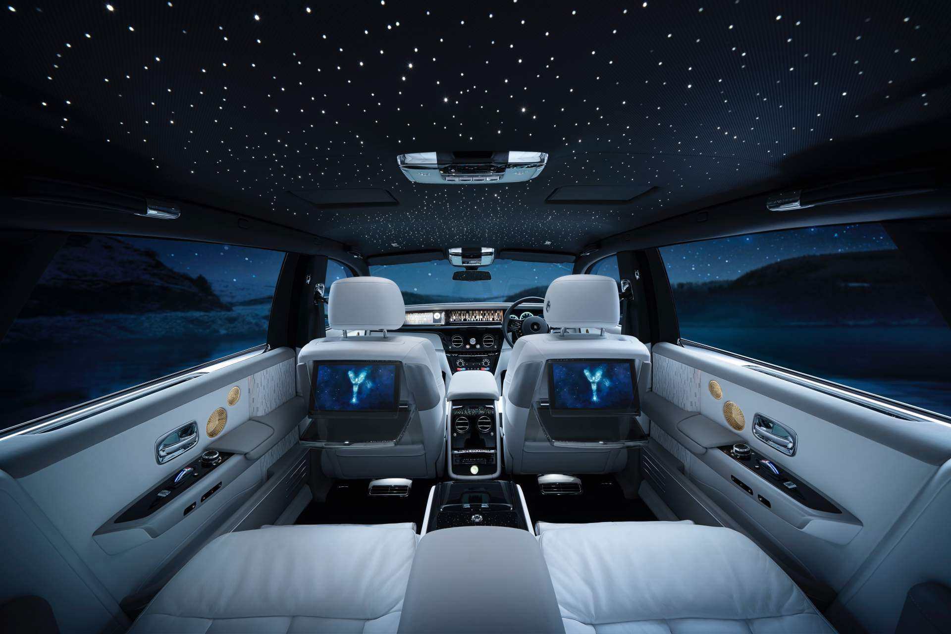 2019 Rolls Royce Phantom Tranquillity Interior Wallpapers 15 Newcarcars