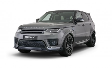 2019 STARTECH Range Rover Sport Wallpapers & HD Images