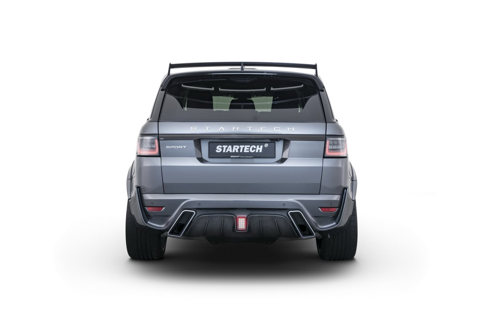 2019 STARTECH Range Rover Sport Rear Wallpapers (4)