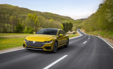 2019 Volkswagen Arteon (US-Spec) Wallpapers
