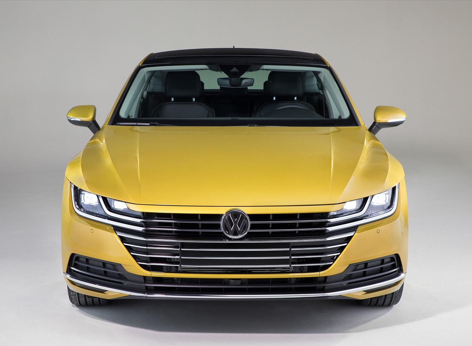 2019 Volkswagen Arteon (US-Spec) Front Wallpaper (12)