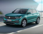 2019 Volkswagen T-Cross Front Three-Quarter Wallpapers 150x120 (47)