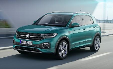 2019 Volkswagen T-Cross Front Three-Quarter Wallpaper 450x275 (47)