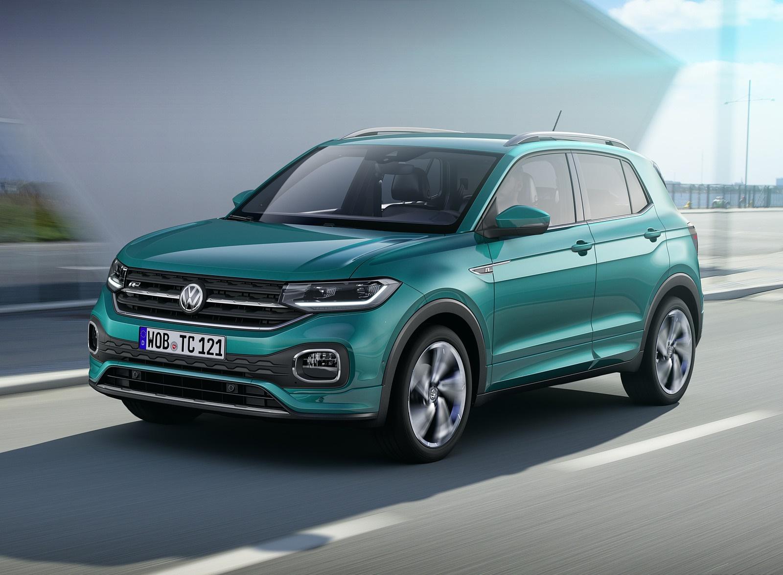2019 Volkswagen T-Cross Front Three-Quarter Wallpapers #47 of 74