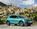 2019 Volkswagen T-Cross Front Three-Quarter Wallpaper 150x120 (34)