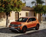 2019 Volkswagen T-Cross Front Three-Quarter Wallpapers 150x120 (18)