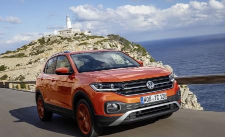 2019 Volkswagen T-Cross Front Three-Quarter Wallpaper 450x275 (3)