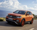 2019 Volkswagen T-Cross Front Three-Quarter Wallpapers 150x120 (4)