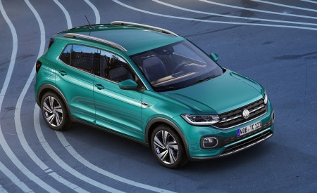 2019 Volkswagen T-Cross Front Three-Quarter Wallpaper 450x275 (63)