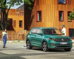 2019 Volkswagen T-Cross Front Three-Quarter Wallpapers 150x120