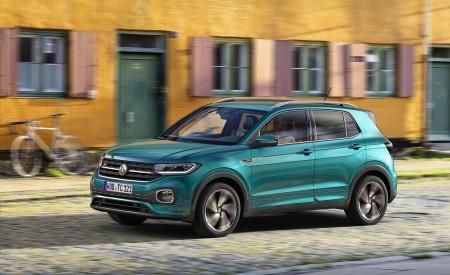 2019 Volkswagen T-Cross Front Three-Quarter Wallpaper 450x275 (49)