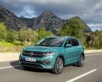 2019 Volkswagen T-Cross Front Three-Quarter Wallpaper 150x120 (30)