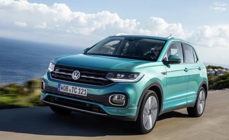 2019 Volkswagen T-Cross Front Three-Quarter Wallpaper 450x275 (23)