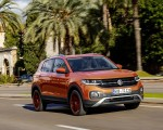 2019 Volkswagen T-Cross Front Three-Quarter Wallpapers 150x120 (8)