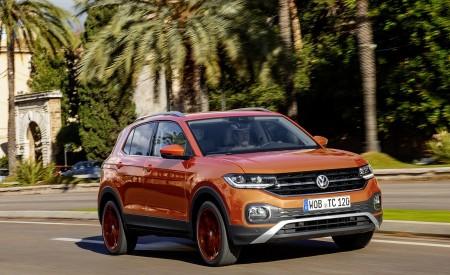 2019 Volkswagen T-Cross Front Three-Quarter Wallpaper 450x275 (8)