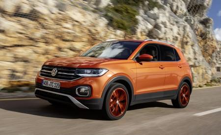2019 Volkswagen T-Cross Front Three-Quarter Wallpaper 450x275 (5)