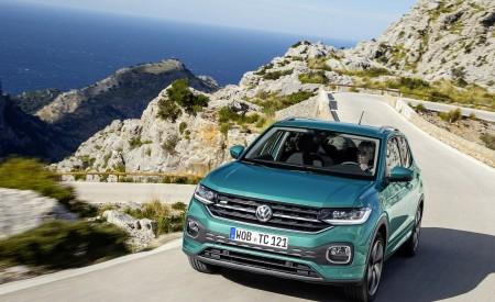 2019 Volkswagen T-Cross Front Wallpaper 450x275 (25)