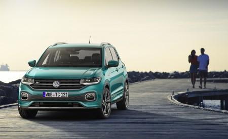 2019 Volkswagen T-Cross Front Wallpaper 450x275 (55)