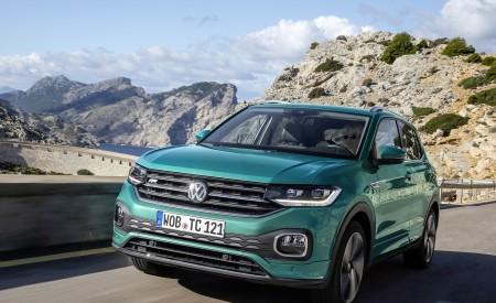 2019 Volkswagen T-Cross Front Wallpaper 450x275 (26)