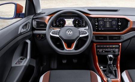 2019 Volkswagen T-Cross Interior Cockpit Wallpaper 450x275 (20)