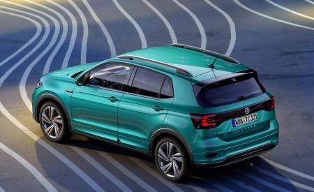 2019 Volkswagen T-Cross Rear Three-Quarter Wallpaper 450x275 (64)
