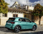 2019 Volkswagen T-Cross Rear Three-Quarter Wallpapers 150x120