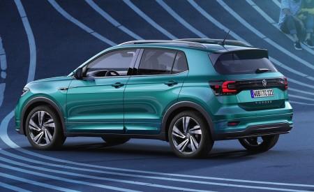 2019 Volkswagen T-Cross Rear Three-Quarter Wallpaper 450x275 (65)