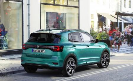 2019 Volkswagen T-Cross Rear Three-Quarter Wallpaper 450x275 (56)
